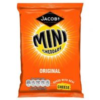 Mini Cheddars  Original 30 x 50gm